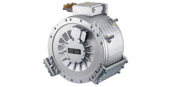 Electric Bus Traction Motor EVPM Series