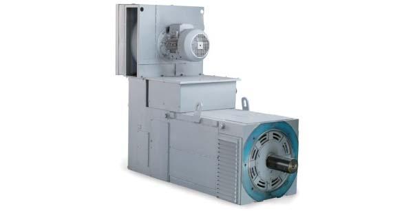 SVMA Servo Motor IP23-SVMA-280 Middle Inertia