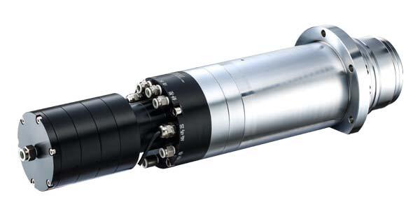 Built In Spindle ISO25/HSK-E32, Ø100