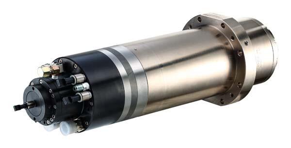 Motorized Spindle BBT40 / HSK-A63<br>Ø150, Ø170